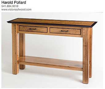 photo of sideboard table
